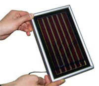 Solar panel - Credit: Peng Wang, Chinese Academy of Sciences