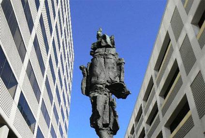 """Sky Sculpting"". Photo: Ken Banks"