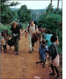Mount Elgon, Uganda (1998)