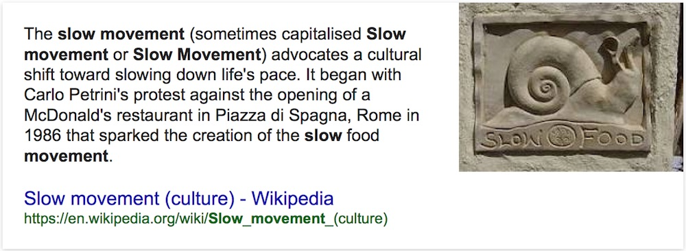 slow-movement